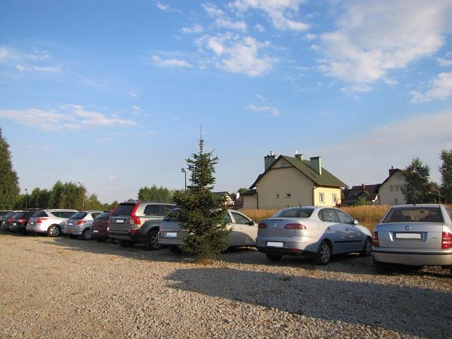 Parking lotnisko Rzeszów - 3