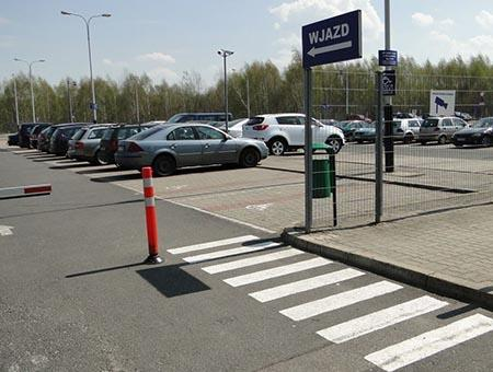 Parking nr 1 - Airport