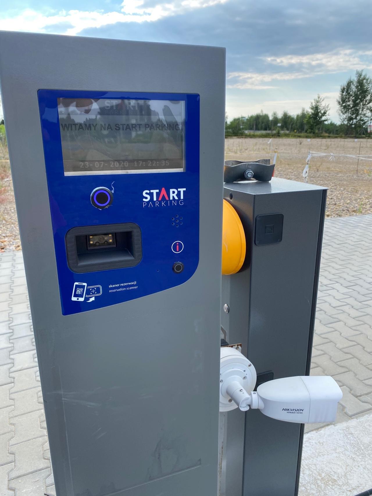 Parking Pyrzowice - 3