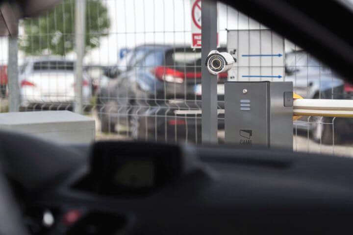 Parking Okęcie - 5