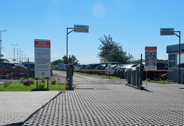 Parking Okęcie - 3