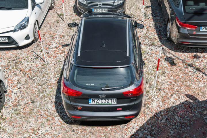 Parking Okęcie - 2